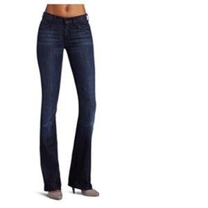 7 For All Mankind High Waist Bootcut Jeans 26 P